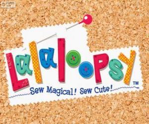 Puzzle Lalaloopsy logo