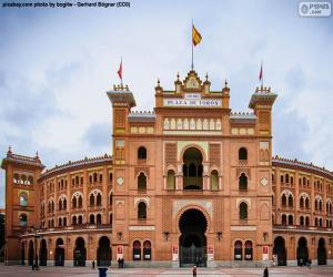 Puzzle Las Ventas, Madrid