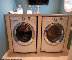 Puzzle Lave-linge et sèche-linge