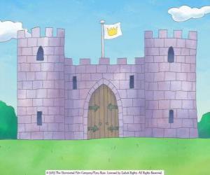 Puzzle Le château