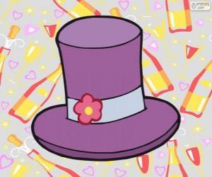 Puzzle Le chapeau haut de forme du marié