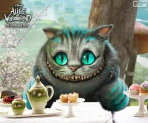 Puzzle Le Chat de Cheshire