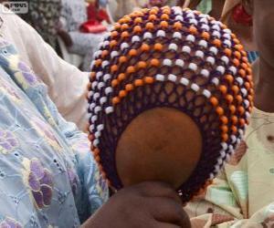 Puzzle Le chekeré est un instrument de percussion africain