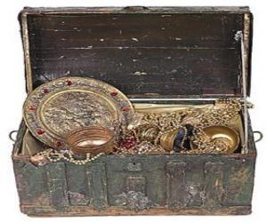 Puzzle Le cofre du trésor