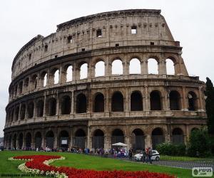 Puzzle Le Colisée, Rome