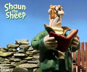 Puzzle Le fermier de Shaun