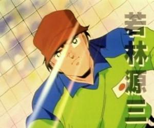 Puzzle Le gardien Benji en face du but