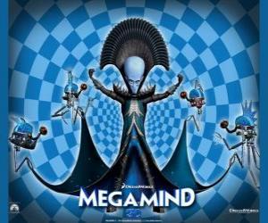 Puzzle Le grand Megamind