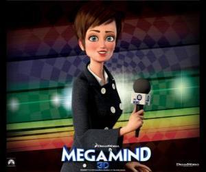 Puzzle Le journaliste Roxanne