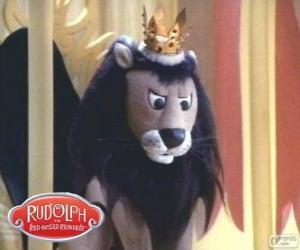Puzzle Le Lion volant, Roi Moonracer