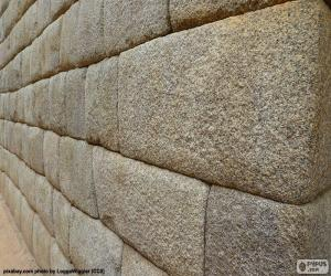 Puzzle Le mur de Pierre Inca