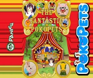 Puzzle Le Pokopets fantastique