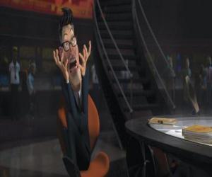 Puzzle Le Président Hathaway