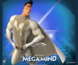 Puzzle Le super-héros Metro Man