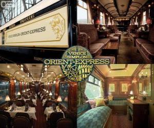 Puzzle Le Venice Simplon Orient - Express