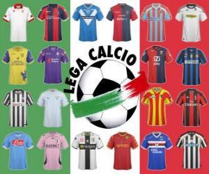Puzzle Lega Calcio Serie A