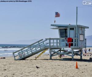 Puzzle Lifesacor sur la plage