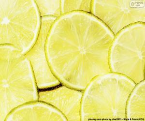 Puzzle Lime acide