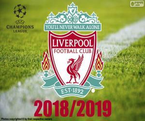 Puzzle Liverpool, Champions League 2019
