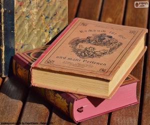 Puzzle Livres anciens