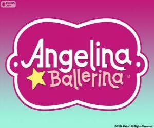 Puzzle Logo Angelina Ballerina