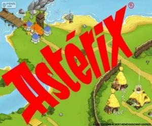 Puzzle Logo d'Astérix