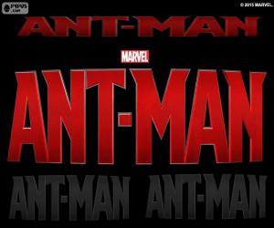 Puzzle Logo de Ant-Man