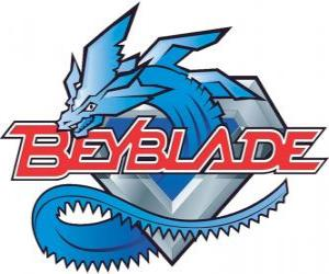 Puzzle Logo de Beyblade