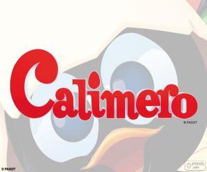 Puzzle Logo de Calimero
