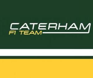Puzzle Logo de Caterham F1 Team