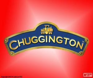 Puzzle Logo de Chuggington