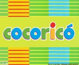 Puzzle Logo de Cocorico