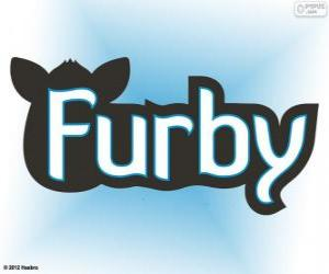 Puzzle Logo de Furby