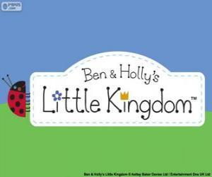 Puzzle Logo de Le Petit Royaume de Ben et Holly