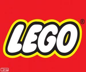 Puzzle Logo de Lego, jeu de construction