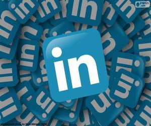 Puzzle Logo de LinkedIn