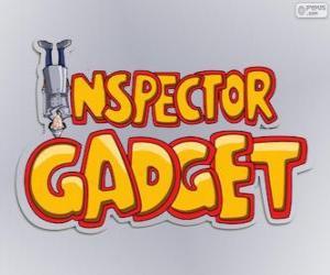 Puzzle Logo de l'Inspecteur Gadget
