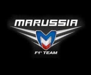 Puzzle Logo de Marussia F1 Team
