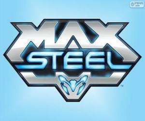 Puzzle Logo de Max Steel