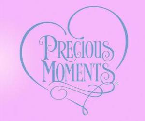 Puzzle Logo de Moments Précieux - Precious Moments