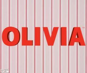 Puzzle Logo de Olivia
