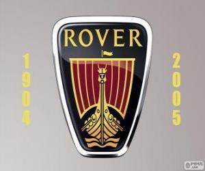 Puzzle Logo de Rover est un constructeur automobile du Royaume-Uni