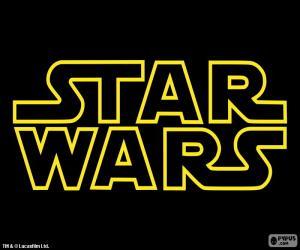 Puzzle Logo de Star Wars