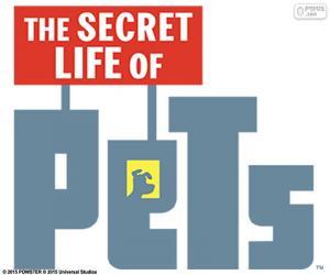 Puzzle Logo de The Secret Life of Pets