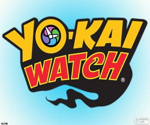 Puzzle Logo de Yo-kai Watch