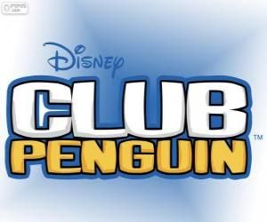 Puzzle Logo du Club Penguin