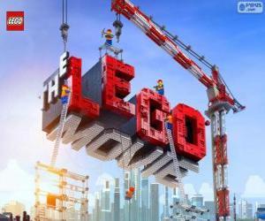 Puzzle Logo du film Lego