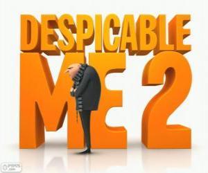 Puzzle Logo du film Moi, moche et méchant 2