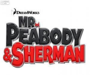 Puzzle Logo du film Mr. Peabody et Sherman