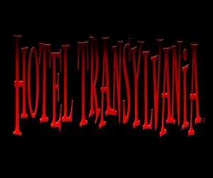 Puzzle Logo du l'Hôtel Transylvanie